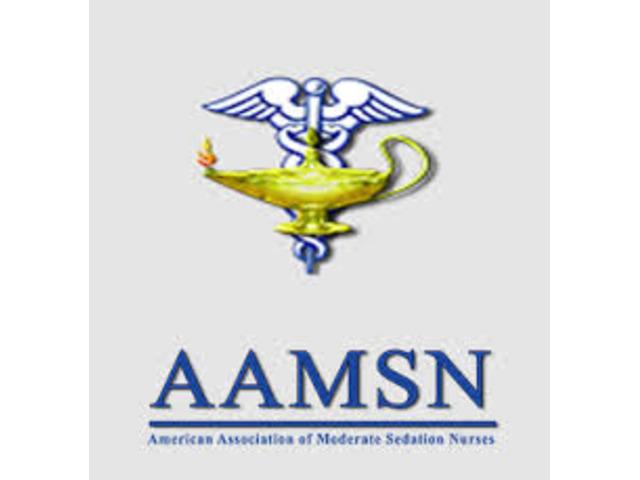 American Association of Moderate Sedation Nurses