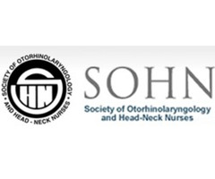 Society of Otorhinolaryngology and Head/Neck Nurses