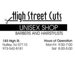 Hair stylist (Nutley)