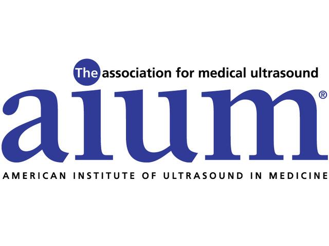 American Institute of Ultrasound in Medicine