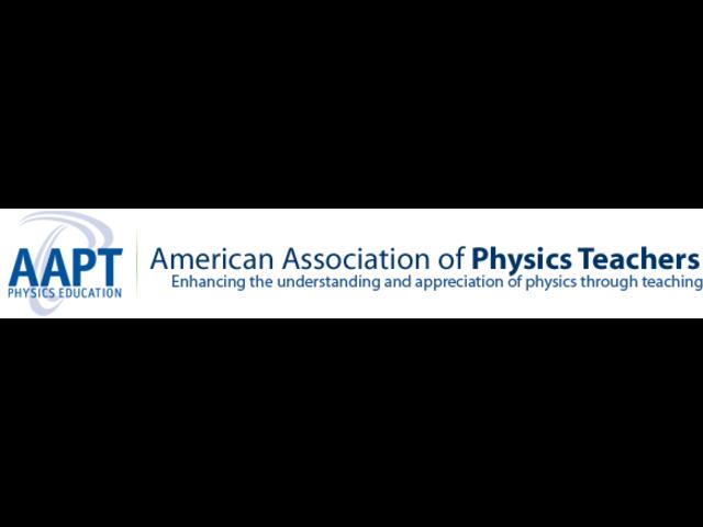 American Association of Physics Teachers